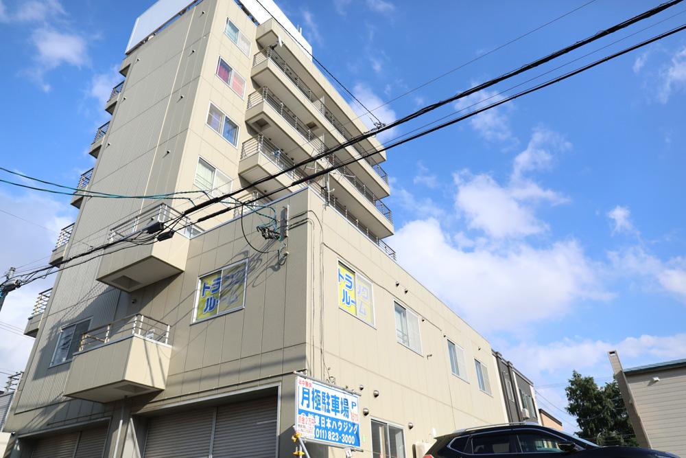 トランクルーム札幌菊水店