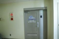 札幌市のトランクルームエントランス
